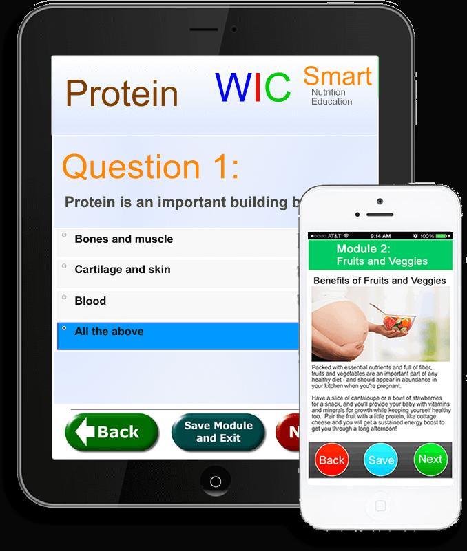 WIC Mobile Education
